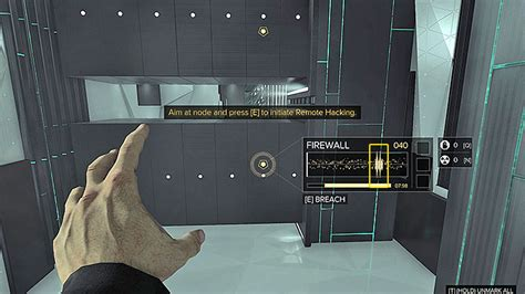 Checking Out the Men in Charge - main quest - Deus Ex