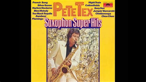 Pete Tex - French Song - YouTube