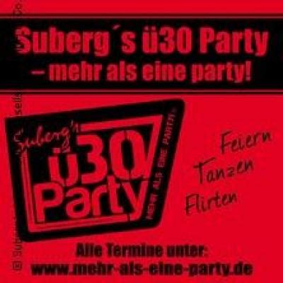 Suberg's ü30 Party am 21