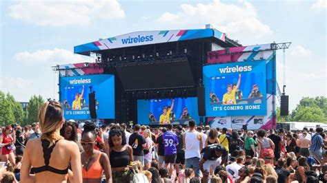 Wireless Festival 2019: Lineup, Stage Times, Weather