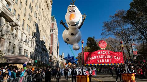 Thanksgiving parade: Best places to watch along the route