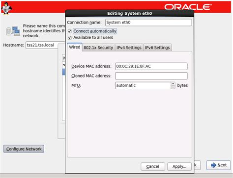 ORACLE-SOLUTIONS - Installation Oracle Enterprise Linux 6