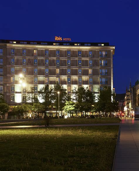 Hotels Ibis Strasbourg Centre Gare for your conference in