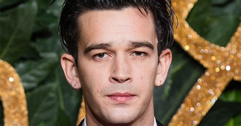 The 1975 star Matt Healy tells of taking life 'day by day