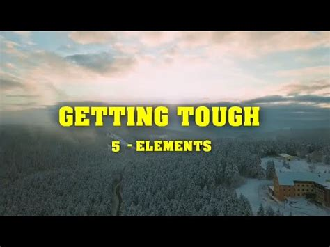 TRAILER - Getting Tough The Race • Getting Tough 5Elements