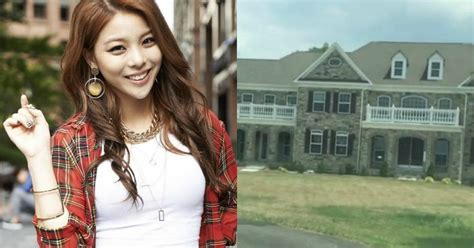 Ailee Literally Lives In A Mansion In The US - Koreaboo