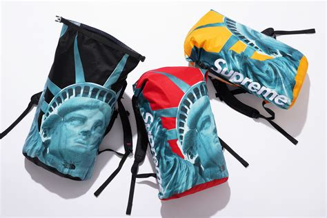 Supreme x The North Face 'Statue Of Liberty' Series