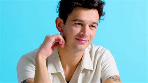 The 1975's Matt Healy Sets Record Straight On 'Coming Out'