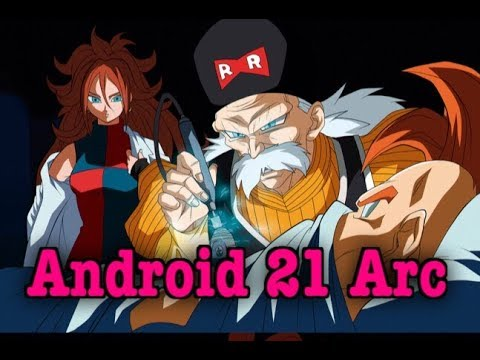 Android 21 Arc | Dragon Ball Wiki | FANDOM powered by Wikia