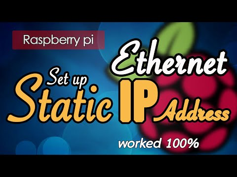 Assign Static IP and Manage Networking in Raspberry PI OS