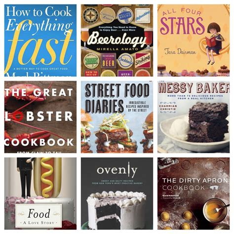 {this list goes to 11} my favourite cookbooks and food