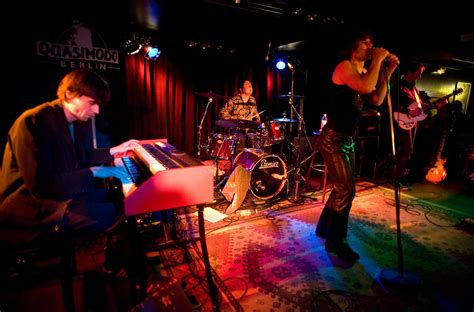 Quasimodo: one of Berlin's oldest jazz clubs and one of