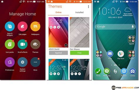 Asus Launcher No 1 Modded APK Android App - Free App Hacks