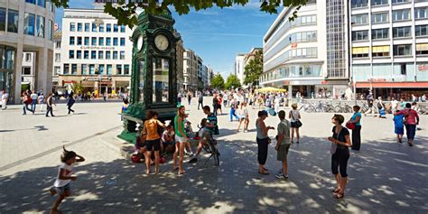 Hannover - a shopper´s paradise | Press Information sorted