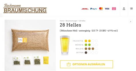 Helles Braumischung - 4