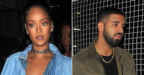 Rihanna and Drake Step Out Together for Fourth Night in a