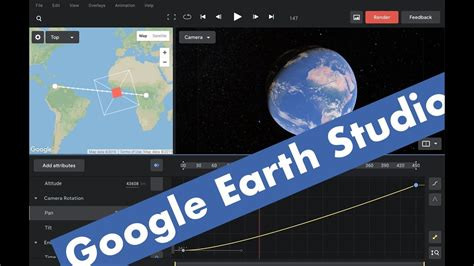 A First Look at Google Earth Studio - LENSVID