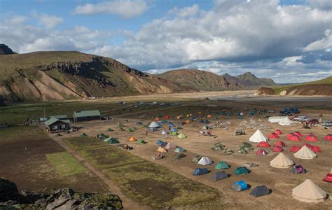 Plans to move camping site and guest lodge away from