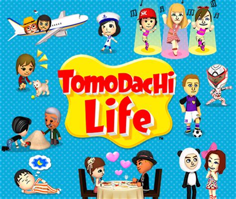 In shops and on Nintendo eShop now: Tomodachi Life   News