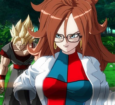 Old Neko: Things I Like: Android 21 (Dragon Ball FighterZ)
